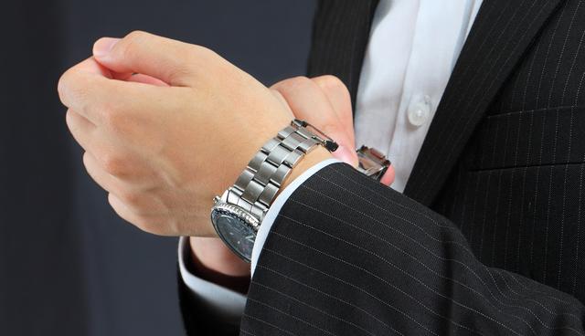 ワールドタイムのメンズ腕時計