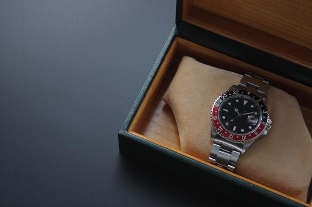 腕時計の保管