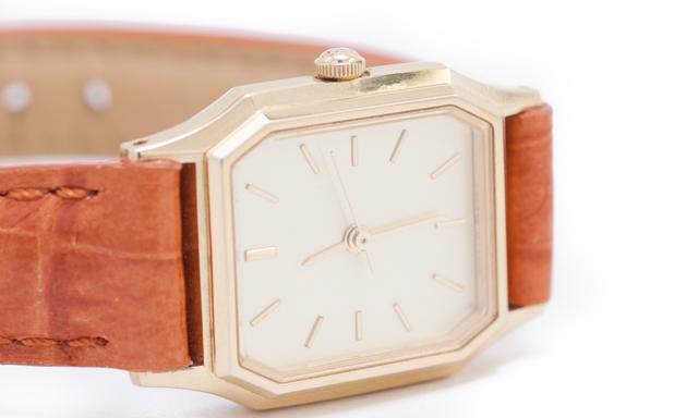 小さめのメンズ腕時計が人