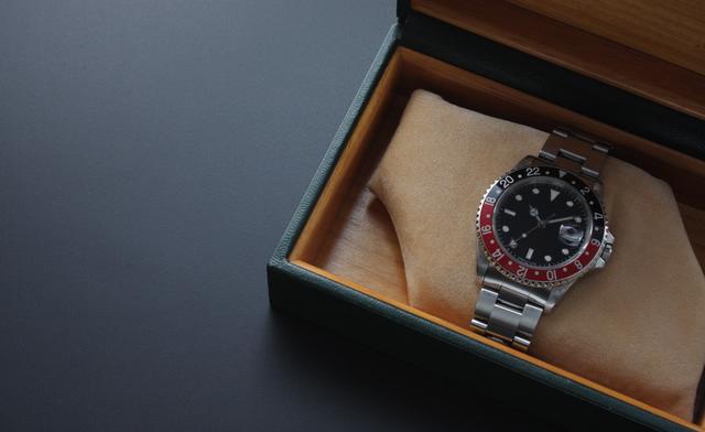 身の丈を越えすぎない高級腕時計