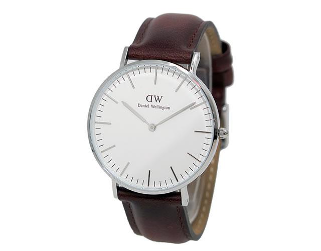 ダニエルウェリントンs白腕時計