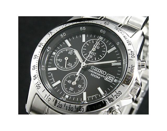セイコーメタル腕時計