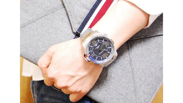 トミーヒルフィガーのメンズ腕時計の魅力