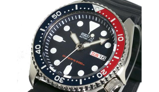 セイコーSKX009KC腕時計
