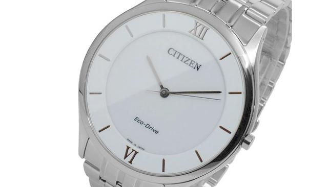 シチズンメタルバンド腕時計