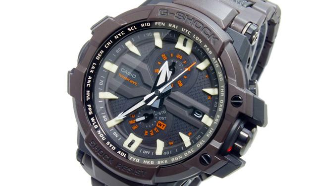 Gショックアナログ腕時計