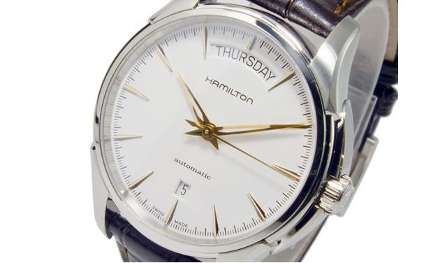 ハミルトンジャズマスター腕時計