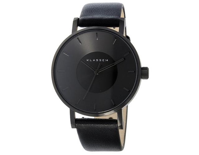 クラス14革ベルト腕時計