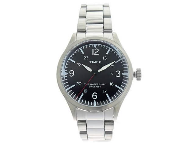 タイメックスメタルバンド腕時計