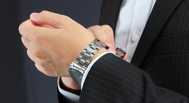 オロビアンコの腕時計は使いやすい