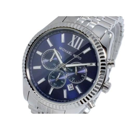 マイケルコース クオーツ クロノ メンズ 腕時計 MK8280