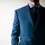 business elegant suit