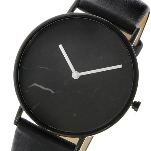 ザ ホース ストーンダイアル ユニセックス 腕時計 STO123-C1 ブラックマーブル/ブラック