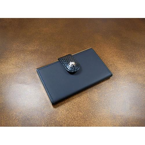 ミラショーン MILA SCHON 名刺入れ/カードケース 10-70-003-120