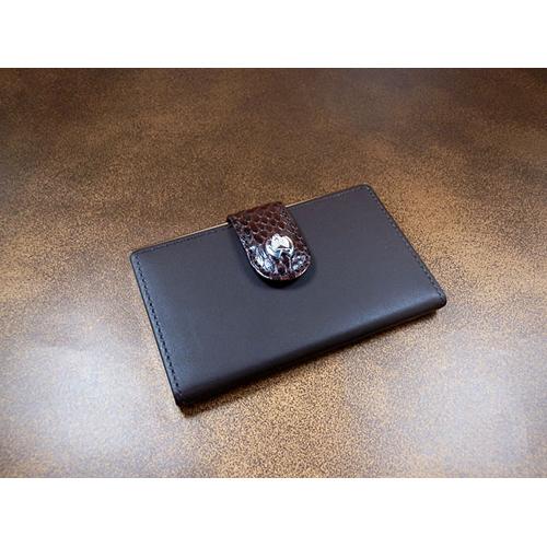 ミラショーン MILA SCHON 名刺入れ/カードケース 10-70-004-120