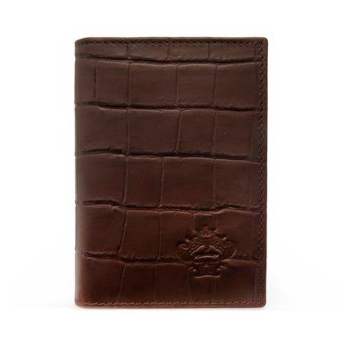 オロビアンコ メンズ カードケース 名刺入れ FIGARILLO-I 102577 ブラウン