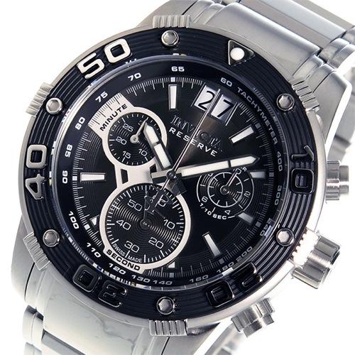 インヴィクタ INVICTA クオーツ クロノ メンズ 腕時計 10589 ブラック></a><p class=blog_products_name