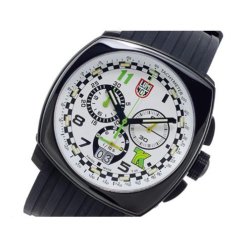 ルミノックス LUMINOX トニーカナーン クオーツ メンズ クロノ 腕時計 1147