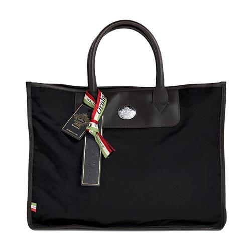 オロビアンコ ビジネスバッグ ブリーフケース 119398 TRAMONTOSA-B02 NY-NE-99 VI-NE-99 ブラック