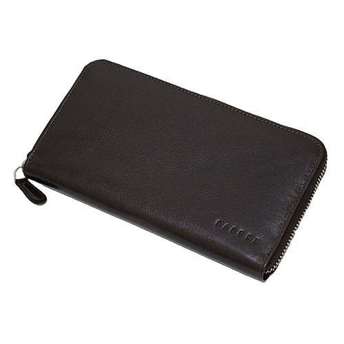 バジェックス BAGGEX グラーバ ラウンドファスナー 長財布 13-6024-10 ブラック