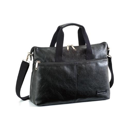 ハミルトン ビジネスバッグ ブリーフケース メンズ 16334 ブラック 国内正規