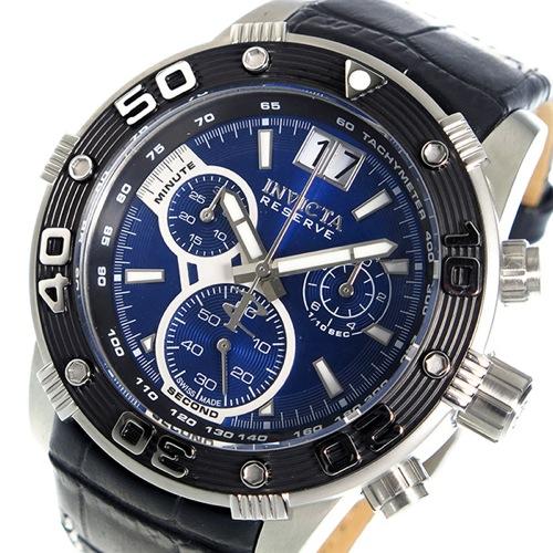 インヴィクタ INVICTA クオーツ メンズ 腕時計 17374 ブルー