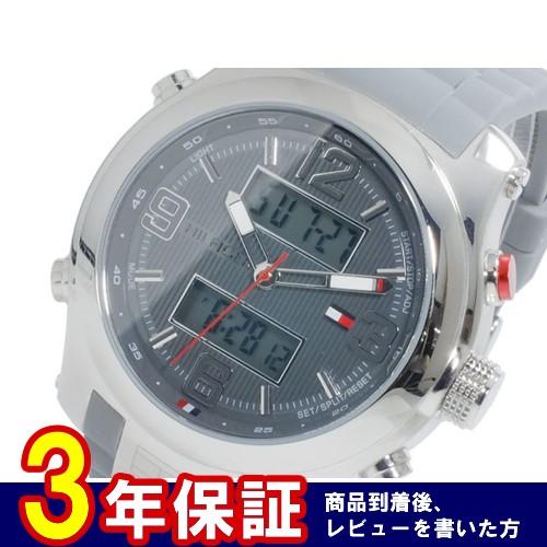 トミー ヒルフィガー TOMMY HILFIGER クオーツ メンズ 腕時計 1790957></a><p class=blog_products_name