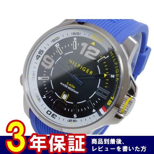 トミー ヒルフィガー TOMMY HILFIGER クオーツ メンズ 腕時計 1791010