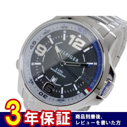 トミー ヒルフィガー TOMMY HILFIGER クオーツ メンズ 腕時計 1791012