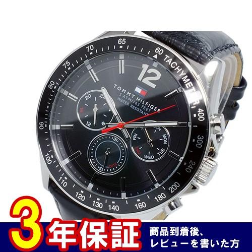 トミー ヒルフィガー TOMMY HILFIGER クオーツ メンズ 腕時計 1791117