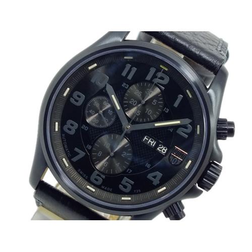 ルミノックス LUMINOX 自動巻 クロノグラフ メンズ 腕時計 1861BO ブラック