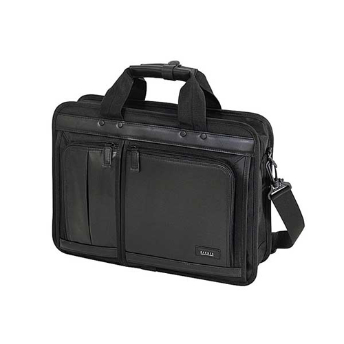 バジェックス BAGGEX ヴィクトリー ブリーフケース シングル 23-5548-10 ブラック