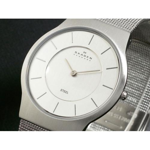 スカーゲン SKAGEN ウルトラスリム 腕時計 233LSS