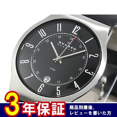 スカーゲン SKAGEN メンズ 腕時計 233XXLSLB