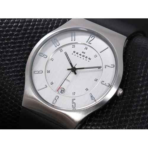 スカーゲン SKAGEN メンズ 腕時計 233XXLSLC