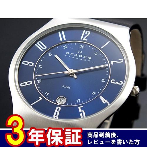 スカーゲン SKAGEN チタン メンズ 腕時計 233XXLSLN