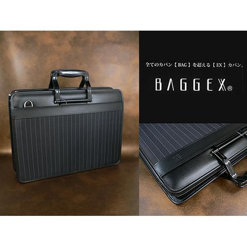 バジェックス BAGGEX ビジネストートバッグ 24-0258-10 ブラック