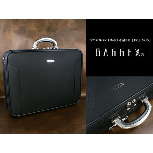 バジェックス BAGGEX ビジネストートバッグ 24-0283-10 ブラック