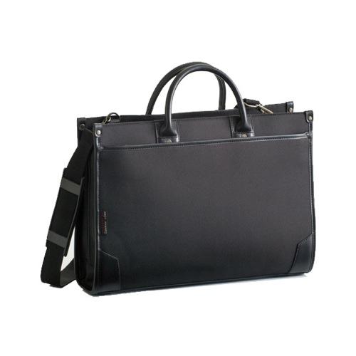 アンディーハワード 大開き兼用 ビジネスバッグ メンズ 26490 ブラック