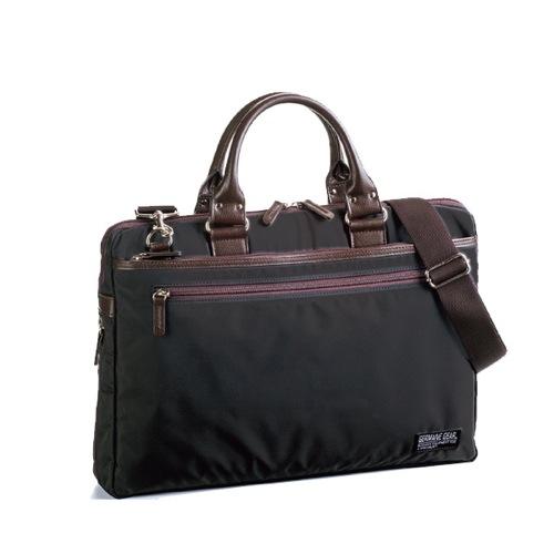 ジャーメインギア ナイロン ビジネスバッグ メンズ 26538 ブラック