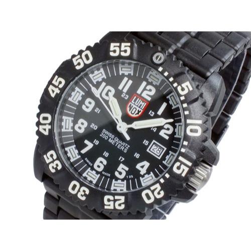 ルミノックス LUMINOX ネイビーシールズ クオーツ メンズ 腕時計 3052