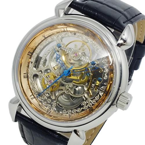 アルカ フトゥーラ ARCA FUTURA 自動巻き メンズ 腕時計 309SB-BK