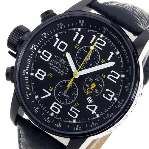 インヴィクタ INVICTA クロノ クオーツ メンズ 腕時計 3332 ブラック></a><p class=blog_products_name