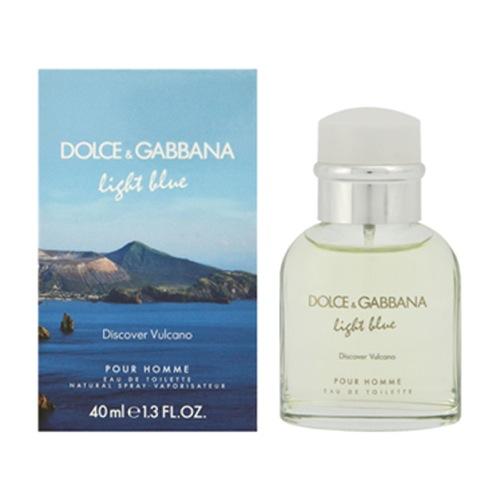 ドルチェ&ガッバーナ ライトブルー ディスカバー ヴルカーノ 香水 3333-DG-40