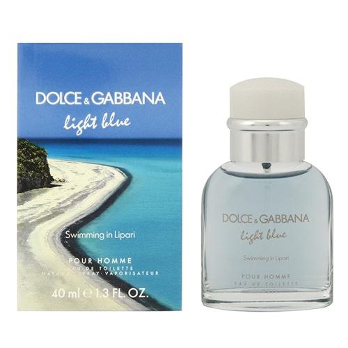 ドルチェ&ガッバーナ ライトブルー スイミング イン リパリ 香水 3337-DG-40