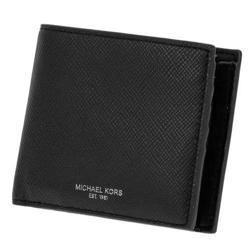 マイケル コース 二つ折り 短財布 小銭入れ付 メンズ 39F5LHRF3L-001></a><p class=blog_products_name