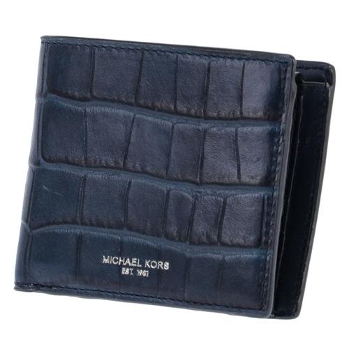 マイケル コース 二つ折り 短財布 小銭入れ付 メンズ 39F6LYTF3E-406></a><p class=blog_products_name
