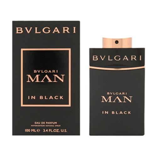 ブルガリ BVLGARI マン イン メンズ 香水 EP/SP/100ml 4046-BV-100 ブラック