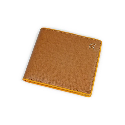 アーノルドパーマー ARNOLD PALMER 二つ折り 短財布 4AP3039-BR ブラウン 茶色
