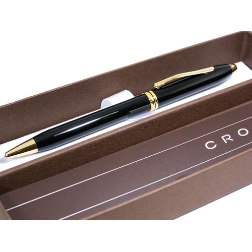 クロス CROSS タウンゼント ボールペン 572 ブラックラッカー